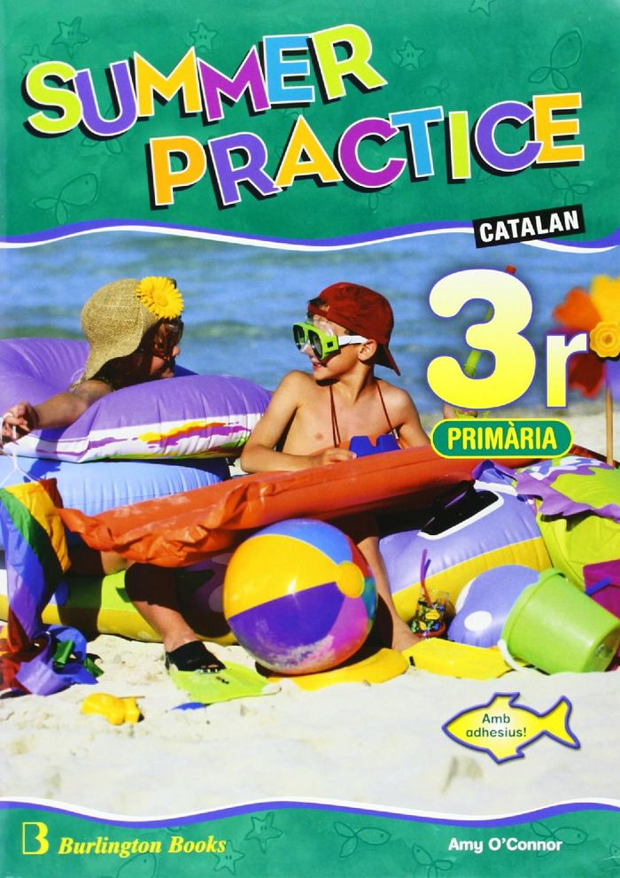 Summer practice+cd 3ºep catalan