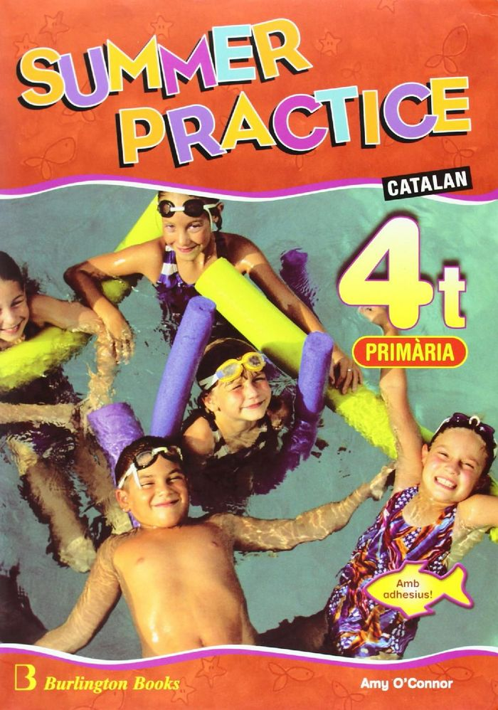 Summer practice+cd 4ºep catalan