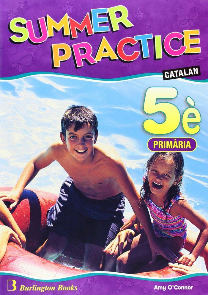 Summer practice+cd 5ºep