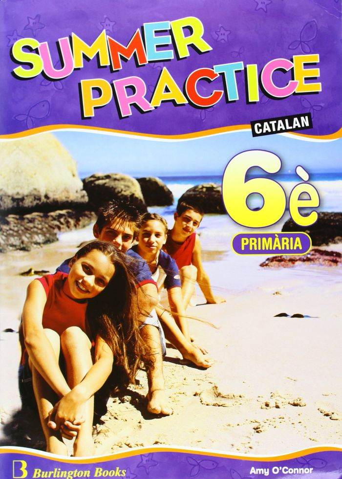 Summer practice+cd 6ºep catalan