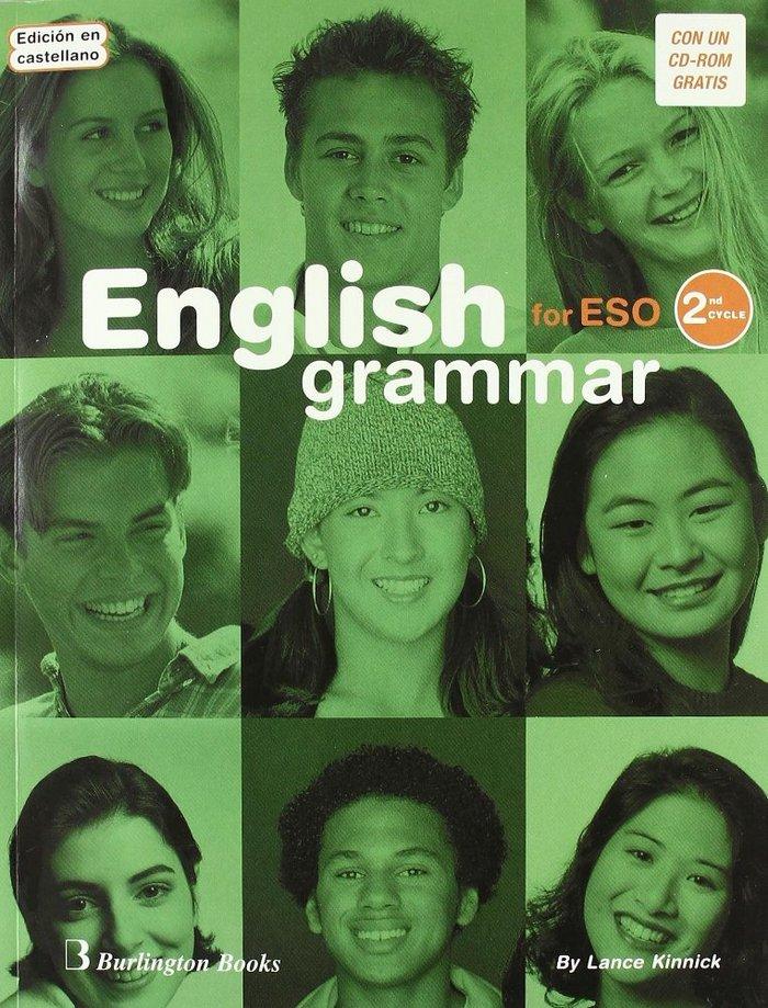 English grammar for eso 2ºciclo 05