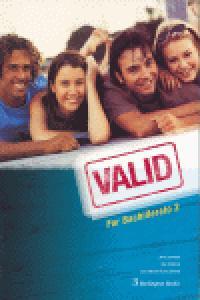 Valid for 2ºnb st+cd 05