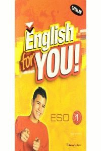 English for you 1ºeso st catalan 10
