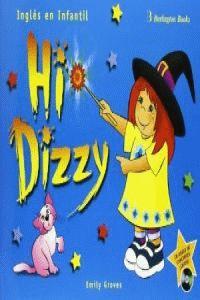 Hi dizzy 3 años st+cd 05