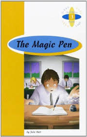 Magic pen,the 2ºeso