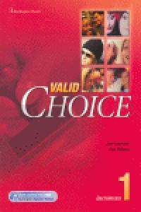 Valid choice 1ºnb st 06