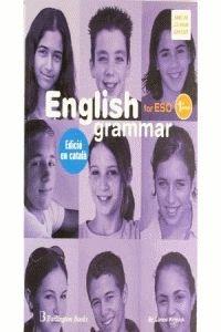 English grammar eso 1ºciclo sb catalan +cd