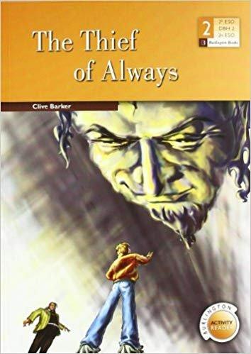 Thief of always,the 2ºeso bar