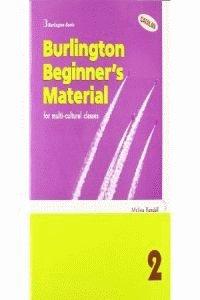 Beginners material 2 catalan