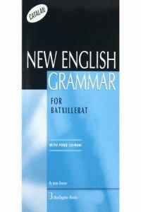 New english grammar for batxillerat catalan