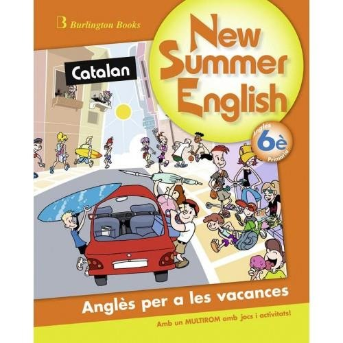 New summer english 6ºep sb+cd 09 catalan