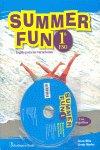 Summer fun 1ºeso sb+cd 09 vacaciones