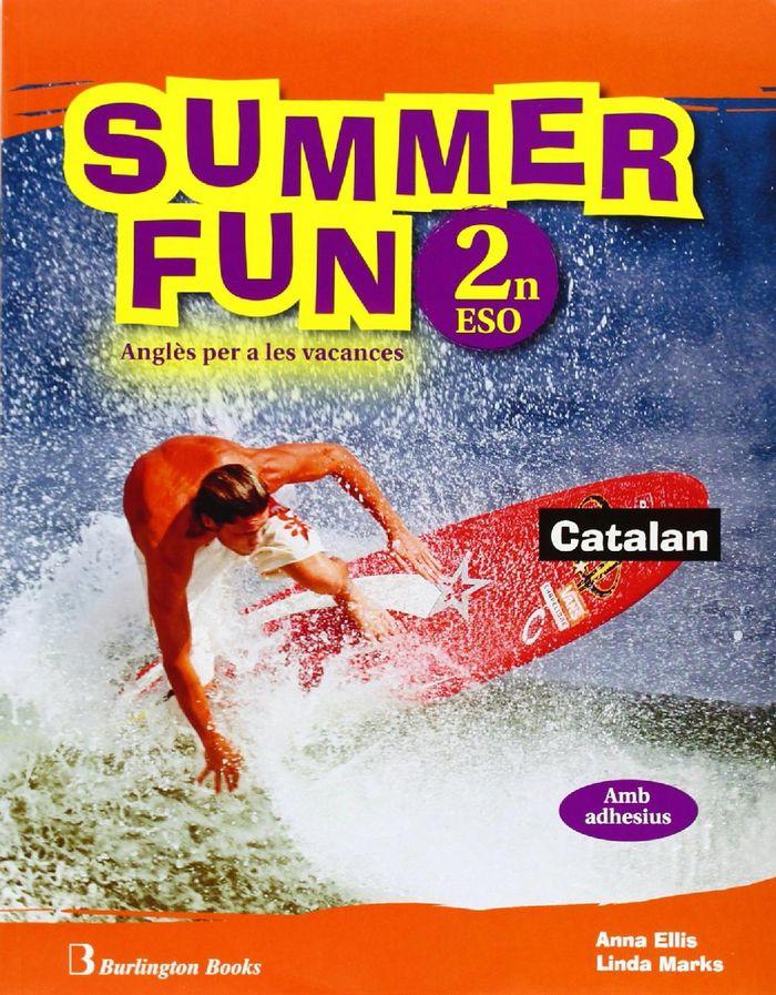 Summer fun 2ºeso sb+cd 09 vacaciones