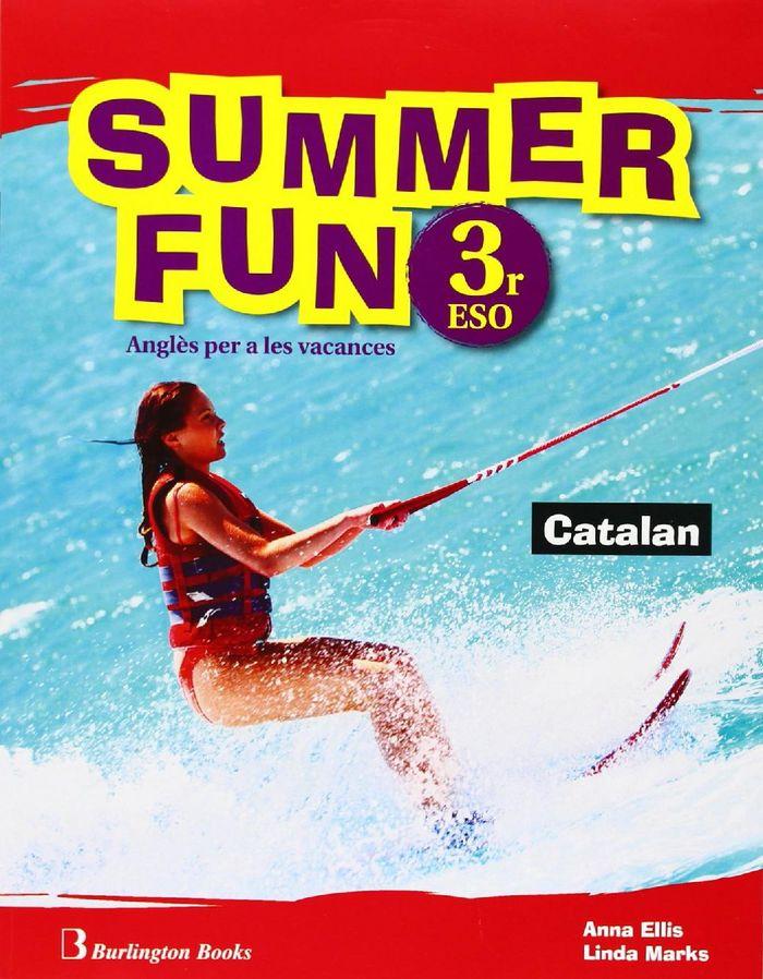 Summer fun 3ºeso sb+cd 09 vacaciones catalan