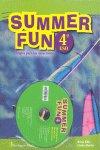 Summer fun 4ºeso sb+cd 10 vacaciones