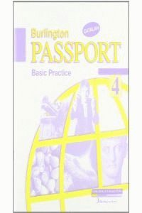 Passport 4ºeso wb c basic practice catalan