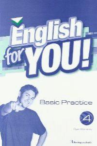 English for you 4ºeso basic practice 09