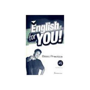 English for you 4ºeso wb bas.pra.catalan