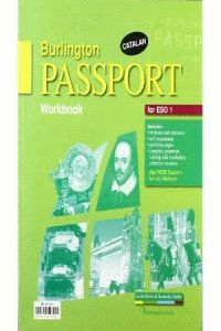Passport 1ºeso wb c (web act)catalan 10