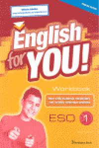 English for you 1ºeso wb 09 englis edition