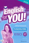 English for you 2ºeso wb 09