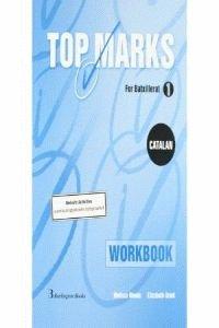 Top marks 1ºnb wb+exams catalan 20