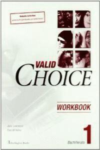 Valid choice 1ºnb wb 09