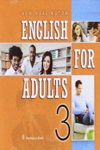 New english for adults 3 audio cd