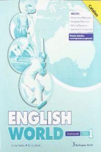 English world 1 workbook catalan eso1