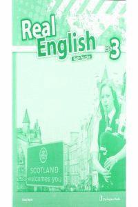 Real english 3ºeso basic practice 12