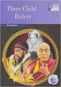 Three child rulers 3ºeso