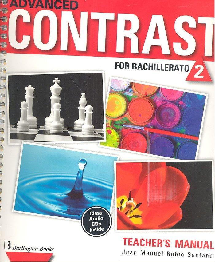 Advanced contrast 2ºnb teachers manual