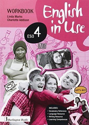 English in use 4ºeso wb 15
