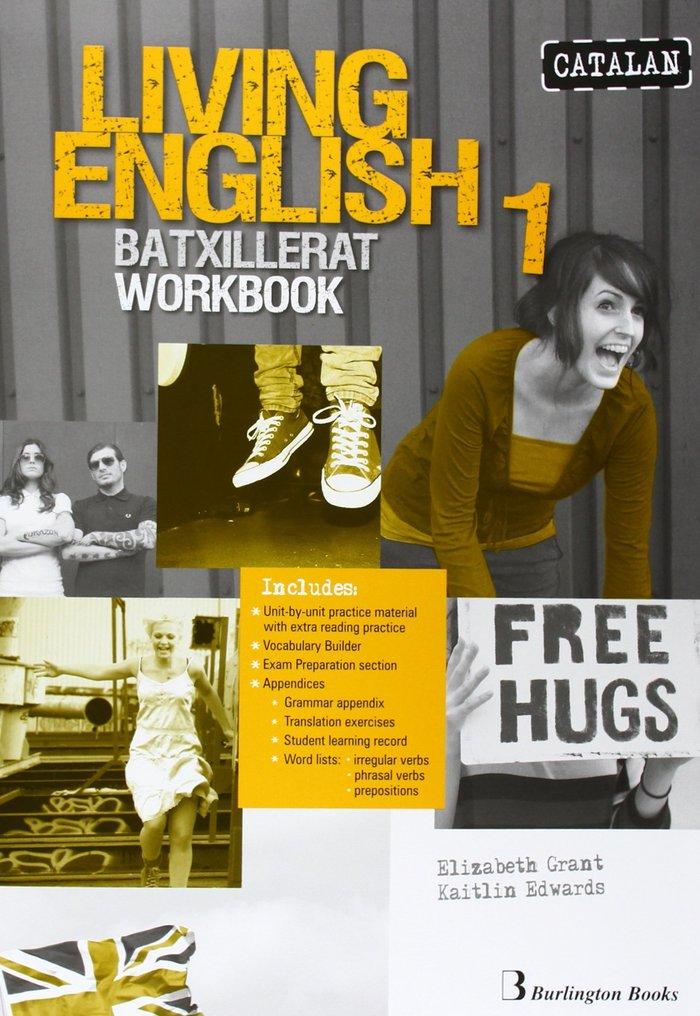 Living english 1r.batx workbook cat