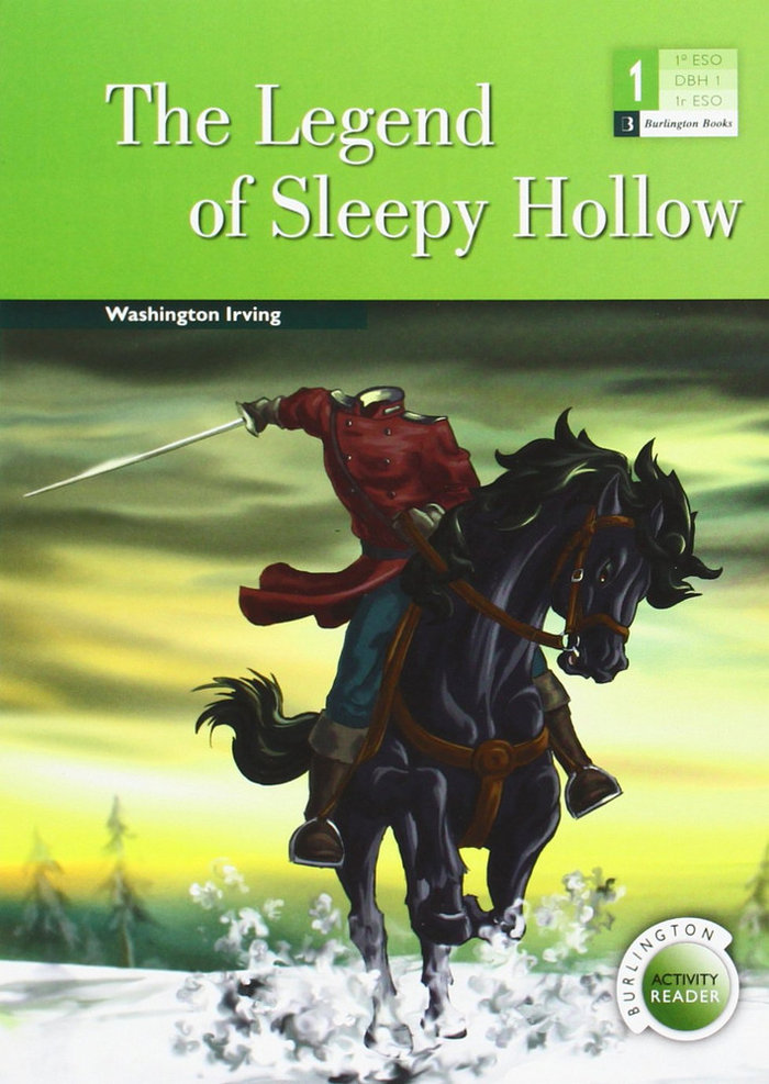 The legend of sleepy hollow 1ºeso bar