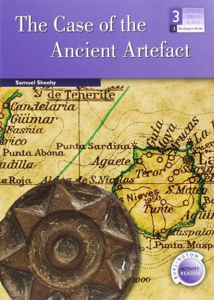 Case of the ancient artifact,the 3ºeso bar