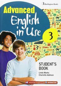 Advanced english in use 3ºeso st 15