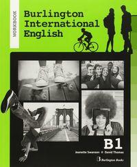 Burlington internat.english b1 wb 15         burin
