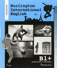 Burlington internat.english b1+ wb 15        burin