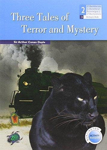 Three tales of terror and mistery