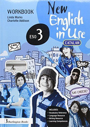New english in use 3ºeso wb catalan 16           b