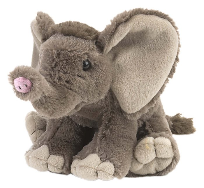 Peluche ck - mini elefante africao cachorro