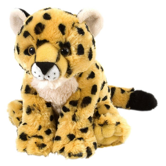 Peluche ck - mini guepardo cachorro 20 cm