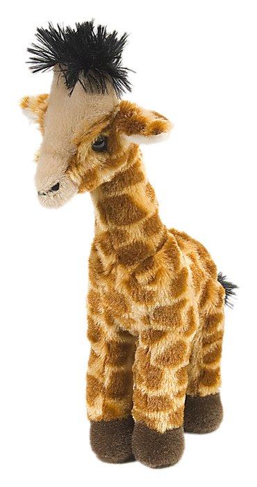 Peluche ck - mini jirafa cachorro 20 cm