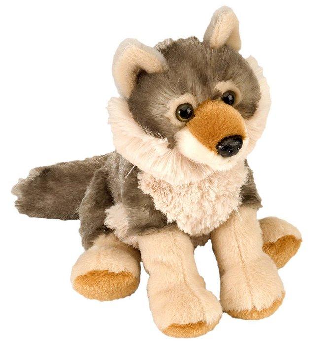 Peluche ck - mini lobo 20 cm
