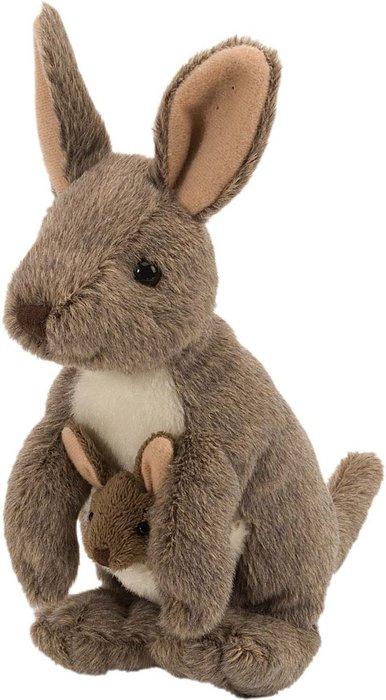 Peluche ck - mini canguro 20 cm