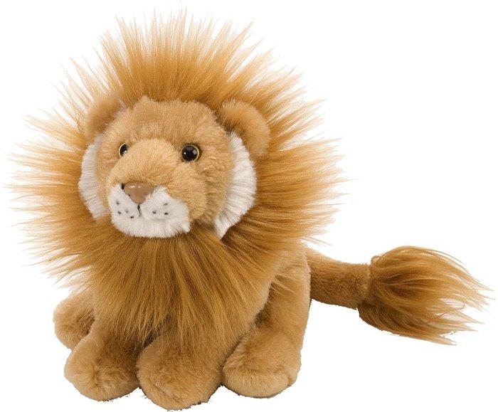 Peluche ck - mini leon 20 cm