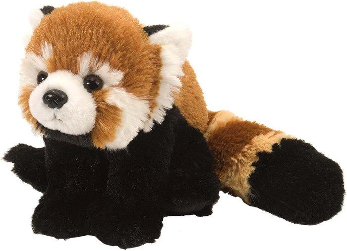 Peluche ck - mini oso panda rojo 20 cm