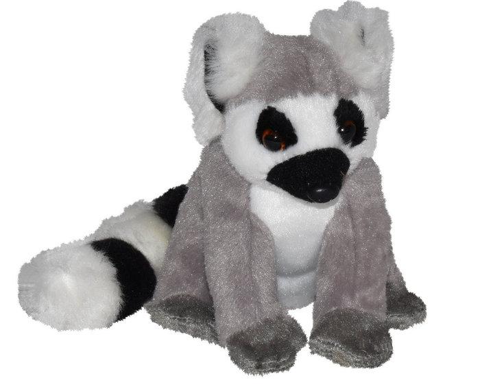 Peluche ck lil´s lemur de cola anillada