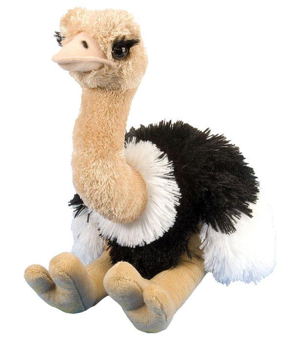Peluche cuddlekins 30cm avestruz